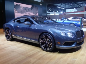 This Bentley was only $135,000.