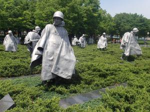 Korean Memorial.