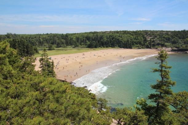 Sandy Beach.  Literally.