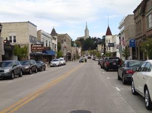 Cute town.