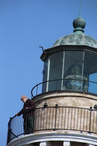 Lighthouse keeper (aka lighthouse docent)