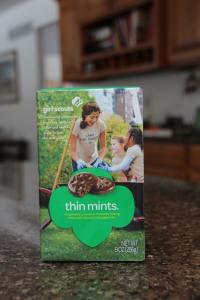 This box has no calories.