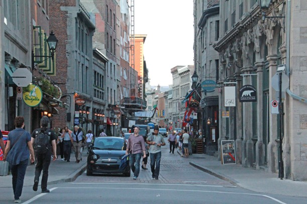 Old City Montreal.
