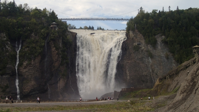Montmorecy Falls