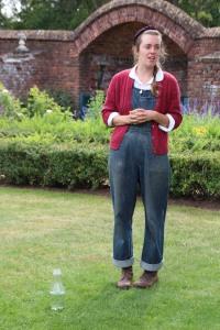 Our garden expert.