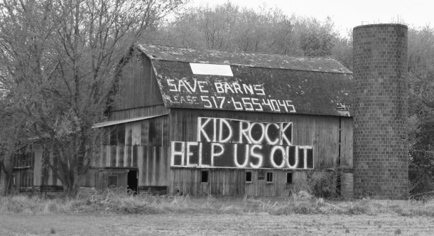 Kid's house?
