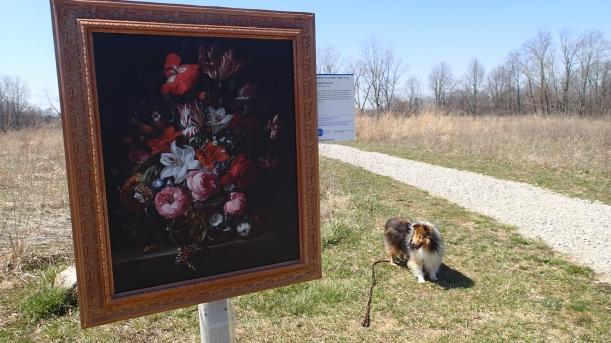 Art in my park!