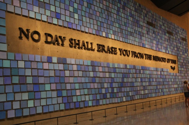 """""""No day shall erase you from the memory"""