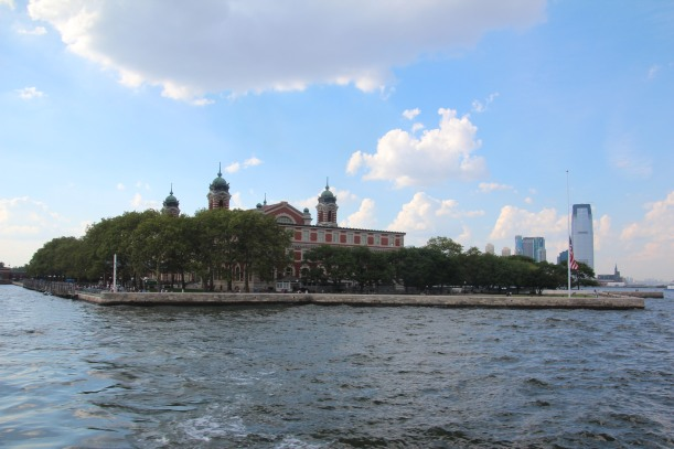 Ellis Island is waiting for you.