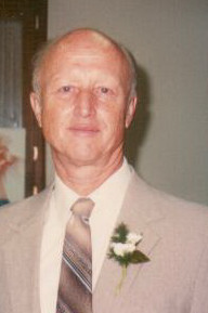 Dad at my wedding in 1990